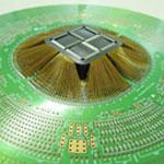 カンチレバータイププローブカード