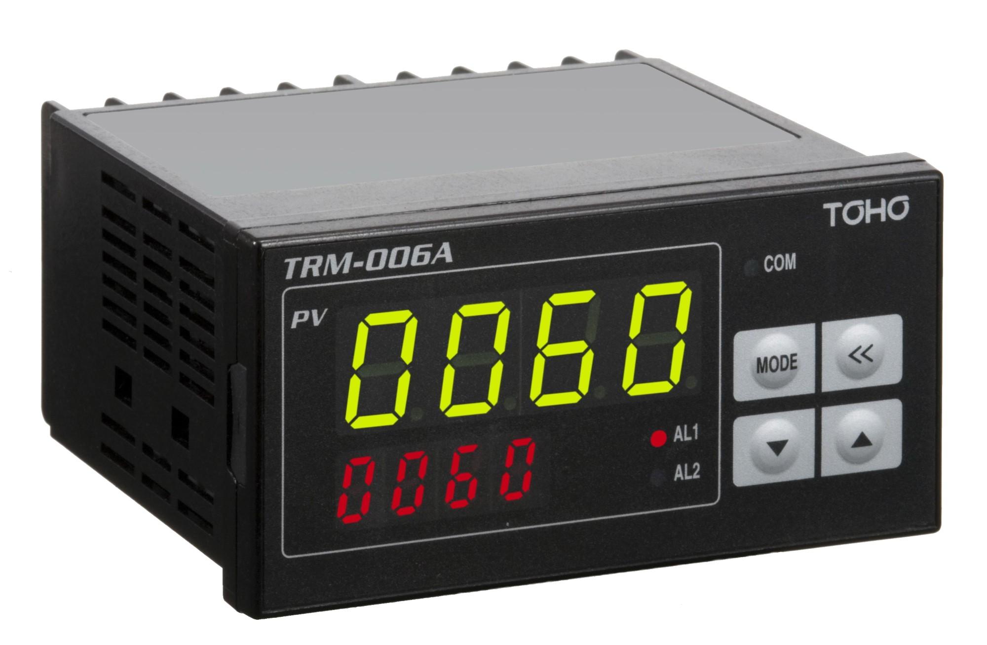 デジタル指示計TRM-006A