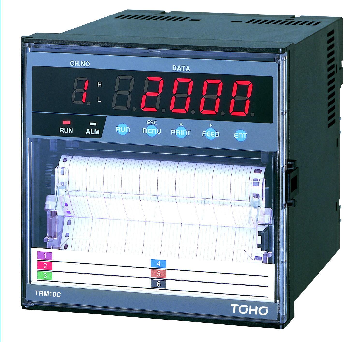 打点・ペン式レコーダ TRM-10C