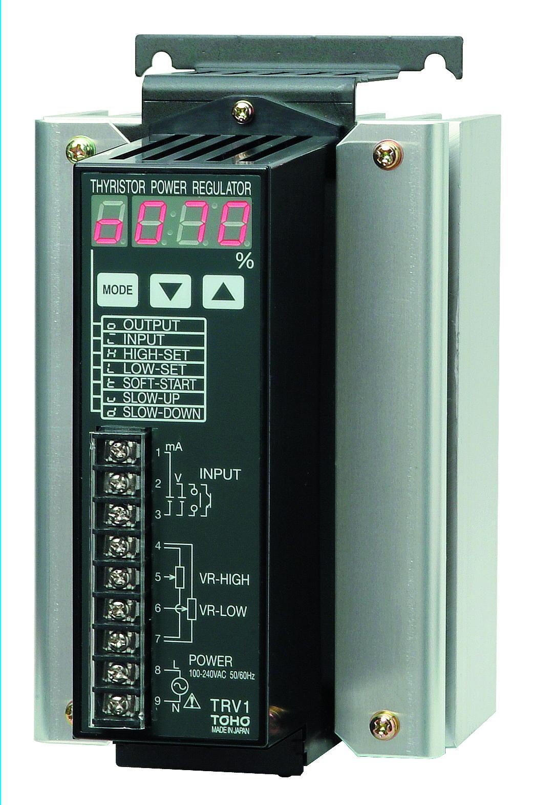 電力調整器TRV1-M/Vシリーズ