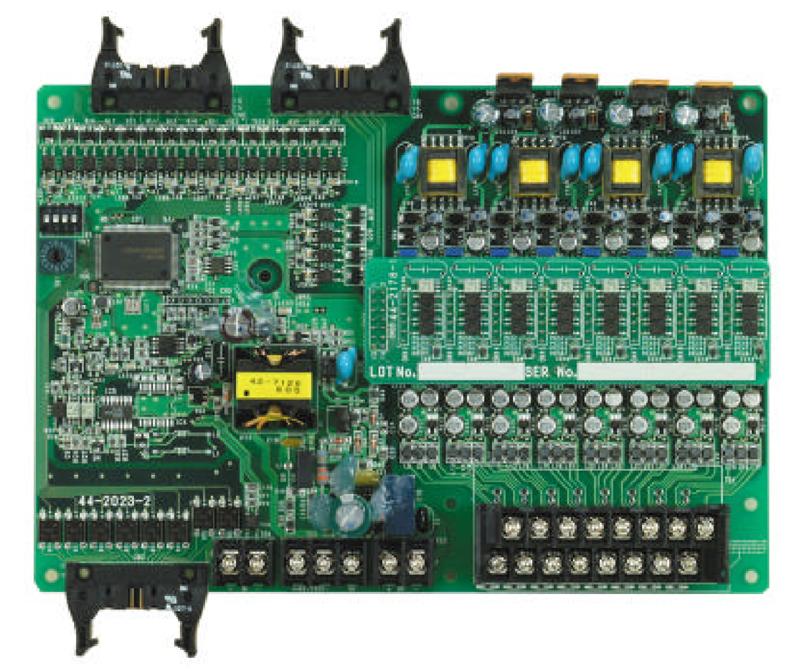 基板型デジタル調節計 TTM-00BT