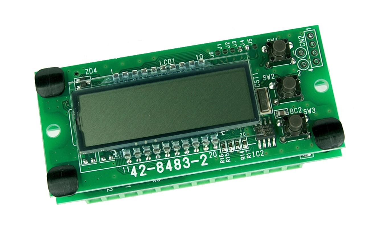 基板型デジタル指示調節計TTM-10L